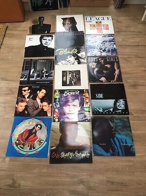 Various Record Albums. House Move Forces Sale