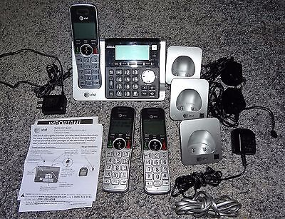 AT&T 6.0 Digital Handset Phone Answering System