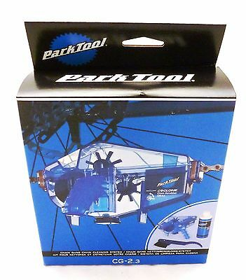 Park Tool CG-2.3 Complete Chain Cleaning Kit