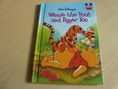 Disney's Wonderful World of Reading - Winnie the Pooh and Tigger Too