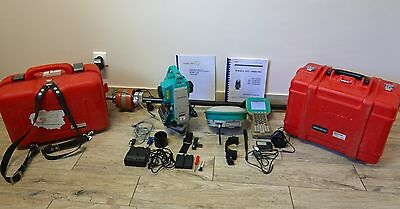 SOKKIA SET530 RK3 total station and SOKKIA GSR2700 ISX GPS GNSS Receiver bundle!