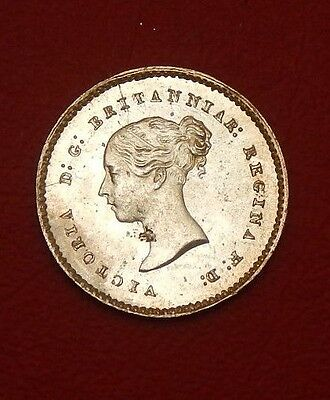 1856 Victoria maundy odds 2d