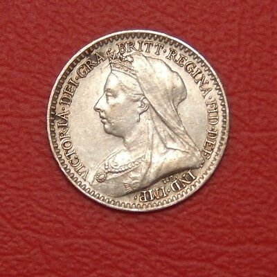 1901 Victoria maundy odds 1d