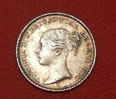 1841 Victoria maundy odds 1d