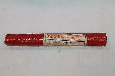Cleveland Twist & Drill No. 936 Cle-Forge 11/16 Bit NOS