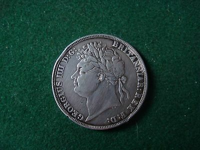 George 1111 Secundo Coin 1821