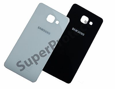 Genuine Samsung Galaxy A5 2016 A510F a510 Rear Back Glass Battery Cover Panel