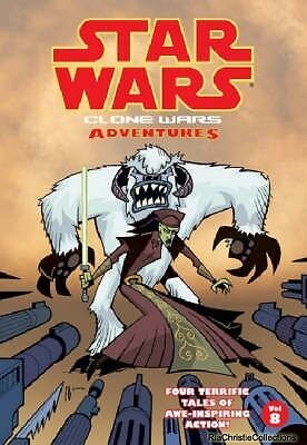 Star Wars - Clone Wars Adventures 9781845764623 Fillbach Brothers Chris Avellone
