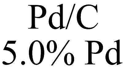 Palladium on Charcoal active Pd 5% Pd/C-5g