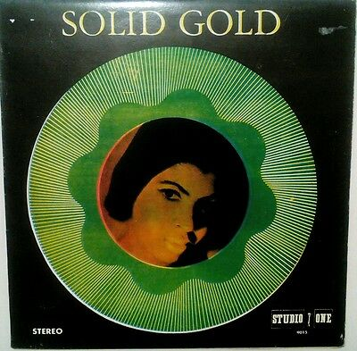 Solid gold- studio 1, various artists, in ex condition.