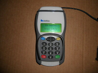 Verifone Xlpp946 Card Scanner And Reader Pin And Chip Card Payment Business Safe
