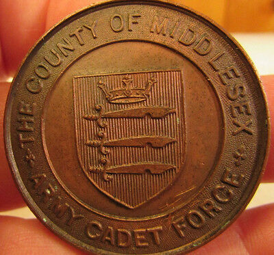 1957 Army Cadet Force Medal.