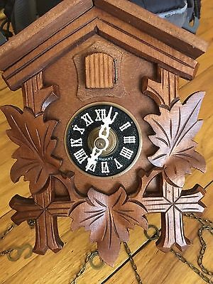 west germany coo coo clock