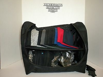 New Era Homie Gear 24 Cap Carrier Travel Case Or Display Case For Your Hats!