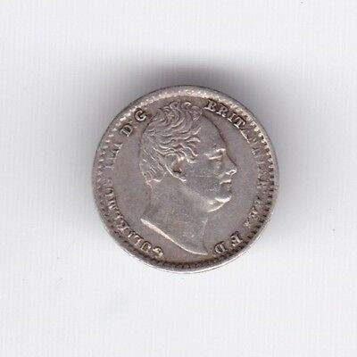 1836 William IV Maundy Penny***Collectors***