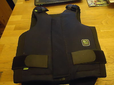 Rodney Powell X2ESP body protector size 3 very short childs/adults 2009