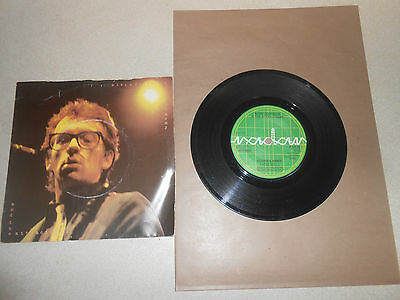 ELVIS COSTELLO    OLIVERS ARMY      7inch vinyl