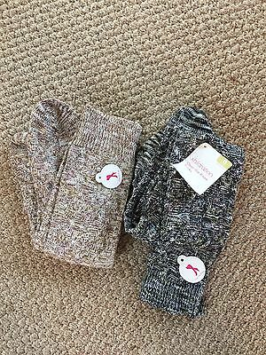 Lot Of NWT Over-The-Knee Socks 2 Pairs Women's Boot By Xhilaration