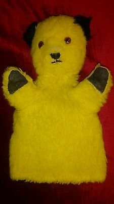 ****** Chad Valley Sooty Hand Puppet c1955