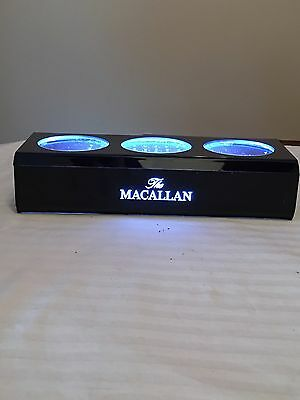 The Macallan Lighted Led Bottle Display