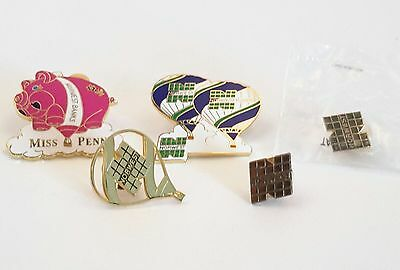 Norwest Bank Pins 5 Pieces