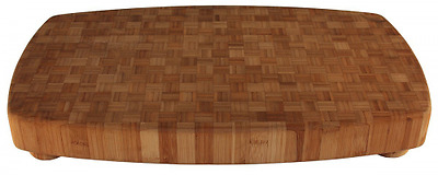 Totally Bamboo Butcher Block, Large