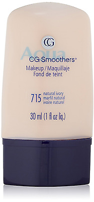 Covergirl Smoothers Liquid Make Up Natural Ivory 715, 30ml