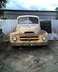 rod,hot,rat,ar110,pickup,ute,coupe,not ford chev,project,V8,6cyl,1953,in parts.