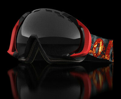 Out Of Edge Goggle Hell Smoke