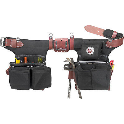Framer Tool Belt Adjust to Fit OxyLight Open Box Occidental Leather 9515