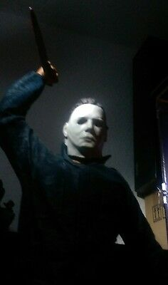 Halloween Michael Myers Statue 1:4 HCG Hollywood Collectibles Group not Sideshow