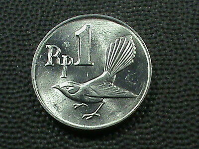 INDONESIA    1  Rupiah    1970    BRILLIANT  UNCIRCULATED