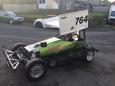 brisca f2 stock car Rolling Chassis
