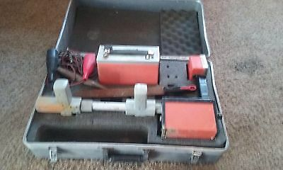 Metrotech 810 Pipe Locator With Case