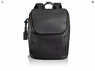 Tumi No Ho Waverly Small Backpack Leather Women's Travel Casual Bag