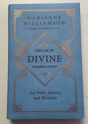 The Law of Divine Compensation by Marianne Williamson 9780062205414