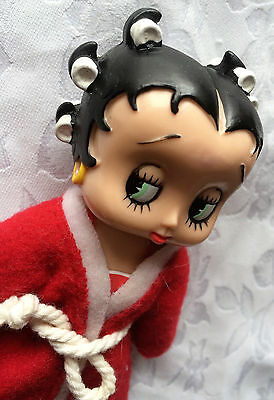 Betty Boop rubber Doll 6""