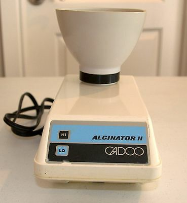 Cadco Alginator II - Alginate Mixer - Bubble Free Mixer