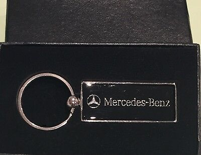 Genuine Mercedes Keyring