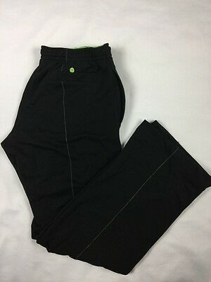 Hugo Boss Green Label Mens Sweat pants Black Athletic Training Size XL