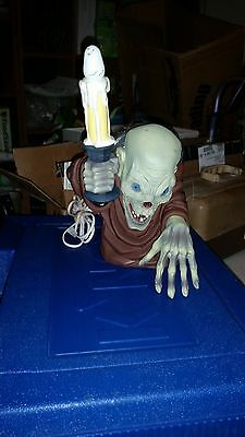 tales from the crypt crypt keeper candelabra prop