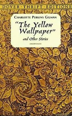 The Yellow Wallpaper Charlotte Perkins Gilman Paperback New Book Free UK Deliver