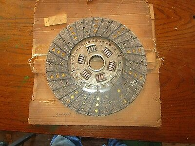 Oliver tractor 1800,1850 BRAND NEW clutch plate NOS