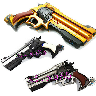 Game COS Jesse Mccree Cosplay Costume Props Bounty Hunters Three Color Halloween