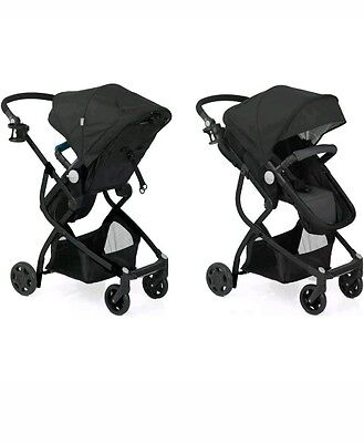 Reversible Urbini 4-in-1 Omni Plus Carriage Travel System Seat Carrier stroller