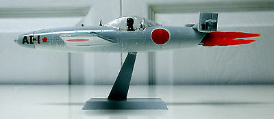 1/48 scale WWII Japanese Ohka Suicide Bomb Built with stand
