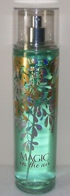 Bath & Body Works Magic In The Air Fine Frag. Mist F/size Great Holiday Scent!