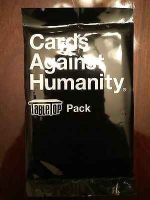 Cards Against Humanity Tabletop Pack BRAND NEW + SEALED