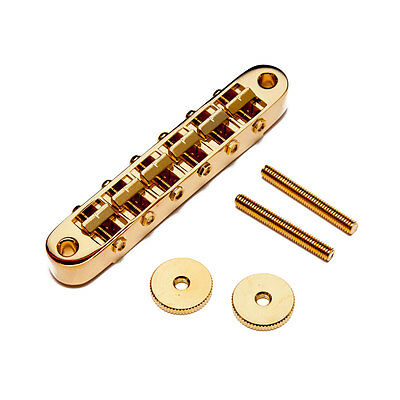 Gotoh GE103B Tune-o-matic Bridge (Gold)
