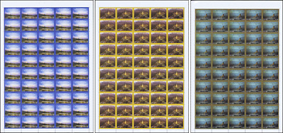 67th Anniversary of Independence Day -SHEET(II)- (MNH)